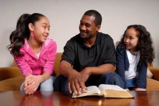 Faithful Families: Creating ways for families to participate in worship