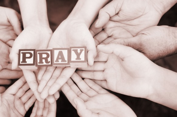 Back to School Prayer Stations