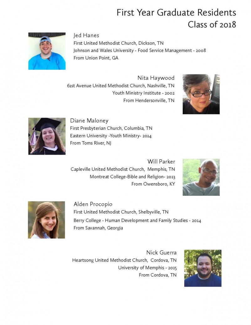 Graduate Resident Bios 1st years_2015_page 2