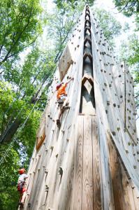 DeerRun_ClimbingTower